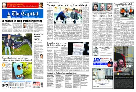 The Capital – October 31, 2018