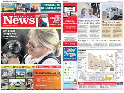 Shepparton News – August 24, 2019