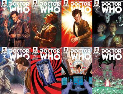 Doctor Who: The Eleventh Doctor (Year 1) (2014-2015)