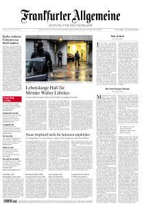 Frankfurter Allgemeine Zeitung - 29 Januar 2021