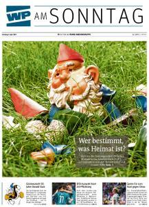 Westfalenpost am Sonntag - 09. Juni 2019