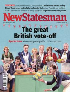 New Statesman - 17 - 23 April 2015
