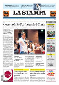 La Stampa Savona - 24 Agosto 2019