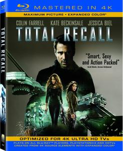 Total Recall (2012) [Mastered in 4K]