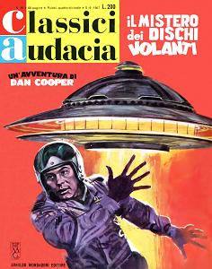 Classici Audacia - Volume 49 - Dan Cooper - Il Mistero Dei Dischi Volanti