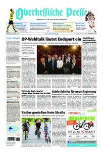 Oberhessische Presse Marburg/Ostkreis - 18. September 2017