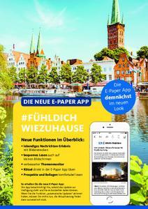 Lübecker Nachrichten Ostholstein Süd - 31. Juli 2019