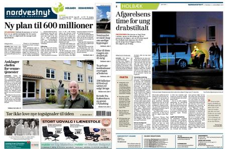 Nordvestnyt Holbæk Odsherred – 12. november 2019