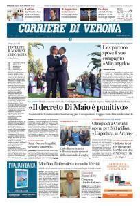 Corriere di Verona - 4 Luglio 2018
