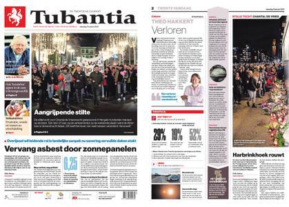 Tubantia - Enschede – 13 januari 2020