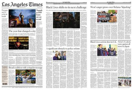 Los Angeles Times – May 25, 2021