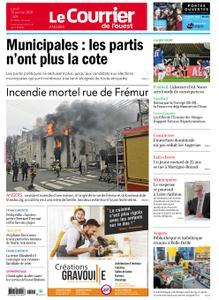 Le Courrier de l'Ouest Angers – 13 janvier 2020