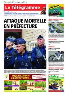 Le Télégramme Ouest Cornouaille – 04 octobre 2019