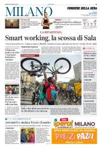 Corriere della Sera Milano – 20 giugno 2020