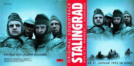 Norbert J. (Enjott) Schneider - Stalingrad: Original Soundtrack (1992) [Re-Up]