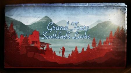 BBC - Grand Tours of Scotland's Lochs Series 2 (2018)