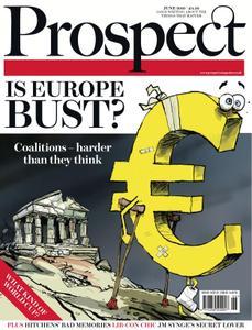 Prospect Magazine - June 2010