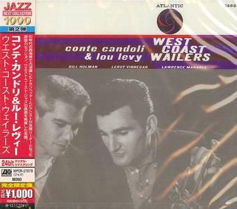 Conte Candoli & Lou Levy - West Coast Wailers (1955) {2012 Japan Jazz Best Collection 1000 Series 24bit WPCR-27078}