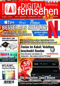 Digital Fernsehen – Oktober 2019