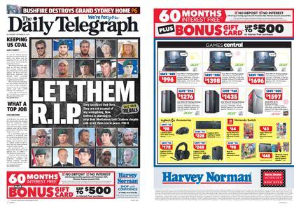 The Daily Telegraph (Sydney) – November 30, 2020