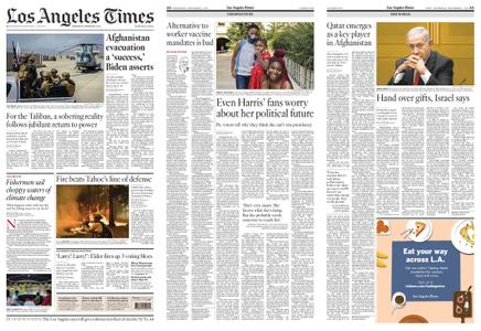 Los Angeles Times – September 01, 2021