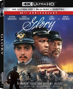 Glory (1989) [4K, Ultra HD]