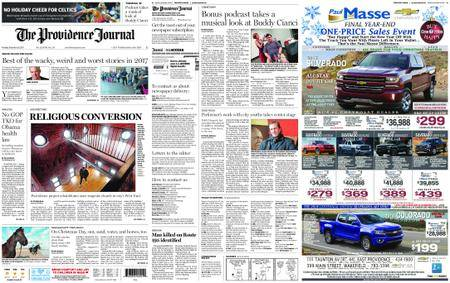 The Providence Journal – December 26, 2017