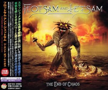 Flotsam And Jetsam - The End Of Chaos (2019) [Japanese Edition]