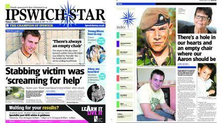 Ipswich Star – August 23, 2017