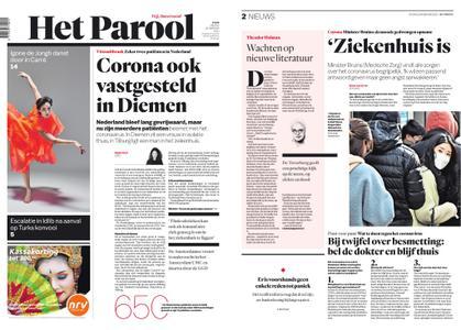 Het Parool – 28 februari 2020