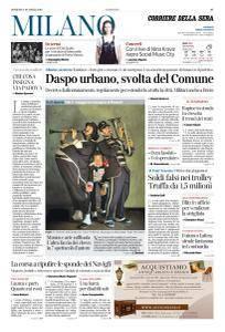 Corriere della Sera Milano - 29 Aprile 2018
