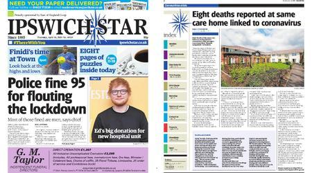 Ipswich Star – April 16, 2020