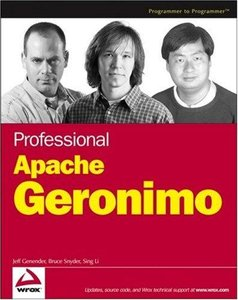 Professional Apache Geronimo (repost)