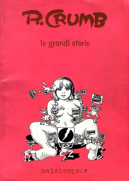 R.Crumb - Le Grandi Storie