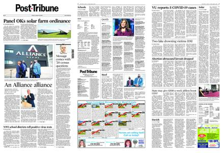 Post-Tribune – August 21, 2020