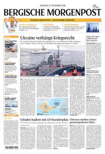 Solinger Morgenpost – 27. November 2018
