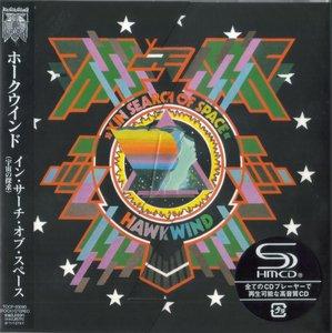 Hawkwind - In Search Of Space (1971) {2010 SHM-CD Japan Mini LP TOCP-95060}