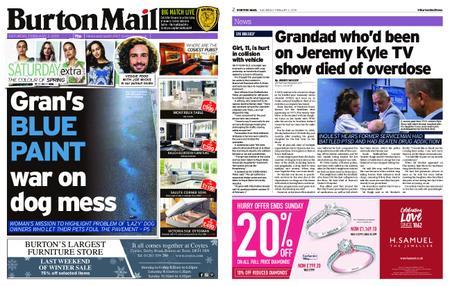 Burton Mail – February 02, 2019