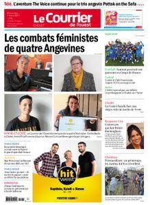 Le Courrier de l'Ouest Cholet – 07 mars 2021
