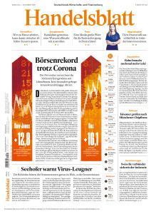 Handelsblatt - 1 Dezember 2020