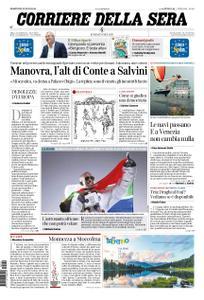Corriere della Sera – 09 luglio 2019