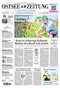 Ostsee Zeitung Wolgast - 30. April 2019