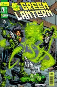 Green Lantern 07 2000