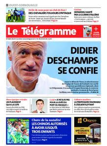 Le Télégramme Ouest Cornouaille – 01 juin 2021