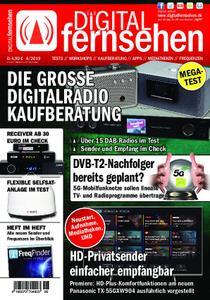 Digital Fernsehen – Mai 2019