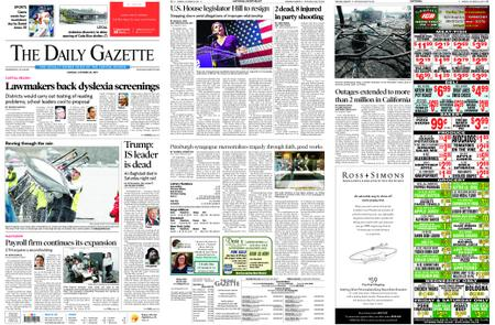 The Daily Gazette – October 28, 2019