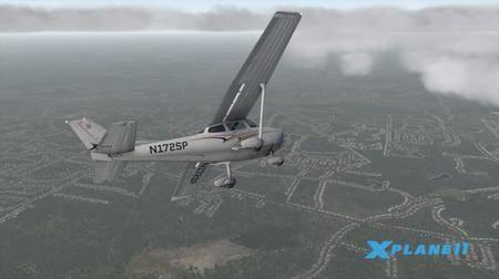 X-Plane 11 (2017) with Global Scenery DLC