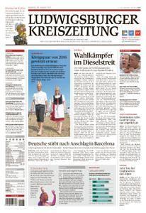 Ludwigsburger Kreiszeitung - 28. August 2017