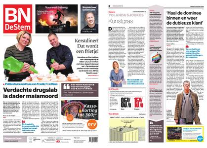 BN DeStem - Bergen op Zoom – 21 december 2018