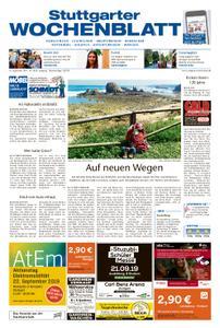 Stuttgarter Wochenblatt - Neckarvororte - 18. September 2019